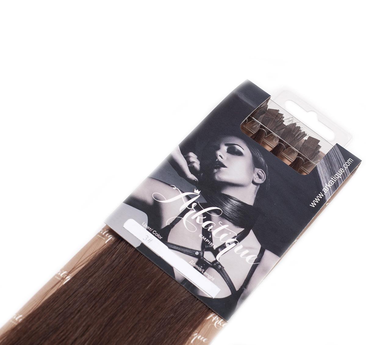 Волосы на капсулах 60 см
